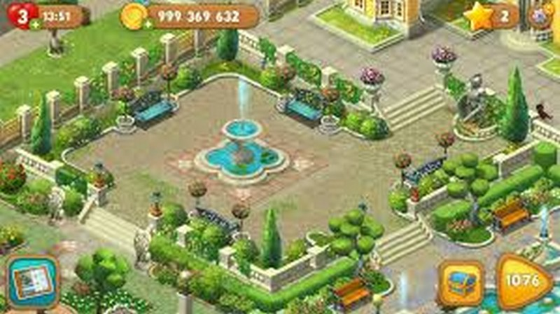 Gardenscapes Overview Onrpg