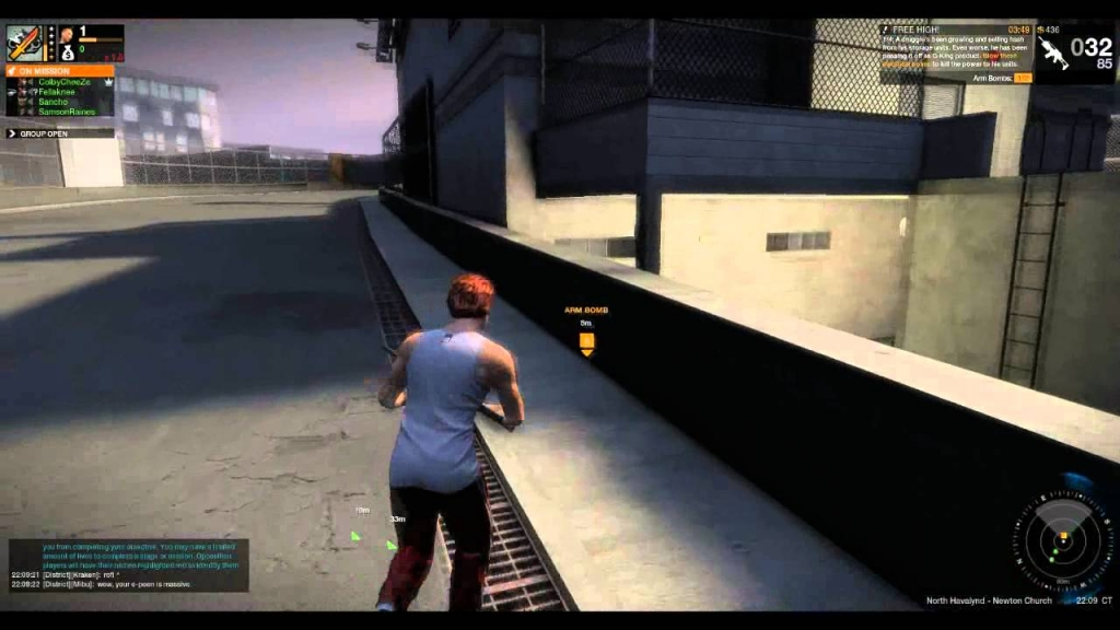 Featured video: APB: Reloaded ColbyCheeze Impressions