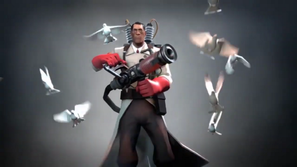 Featured video: Team Fortress 2 Goes F2P