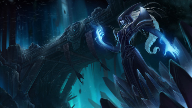 League of Legends Lissandra Review