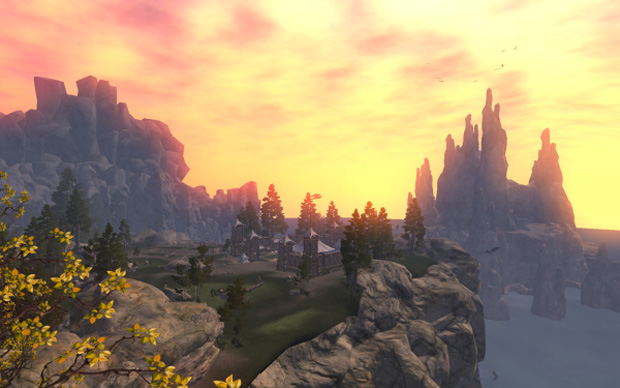 Everquest II Scars of Awakened Sunset