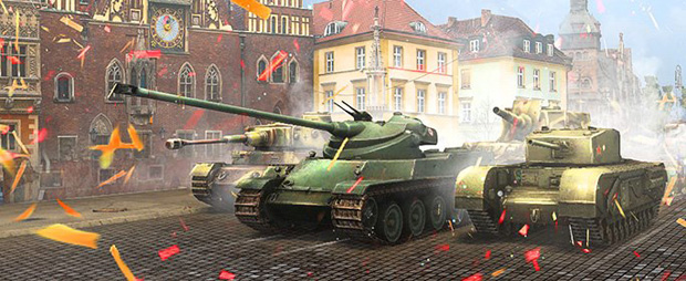World of Tanks Military Month Giveaway