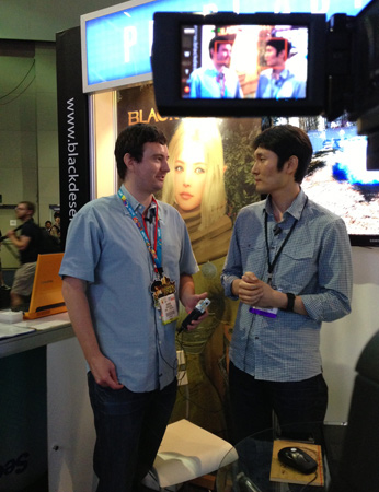 Black Desert E3 2013 Interview