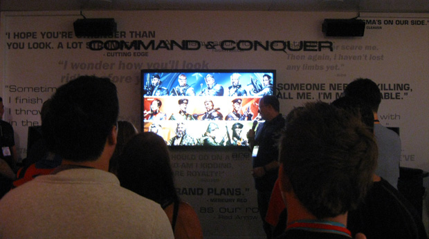 Command and Conquer E32013 Demo