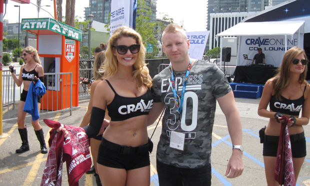 E3 2013 Crave Island Girls