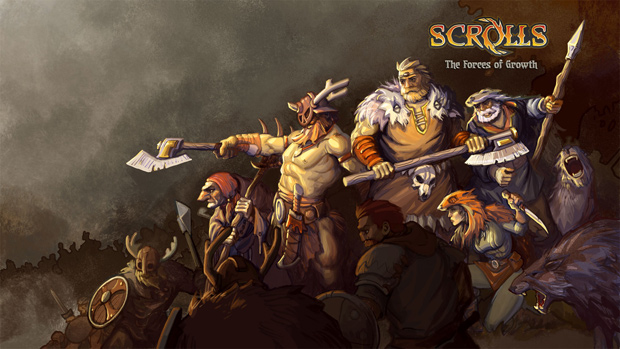 Scrolls Growth