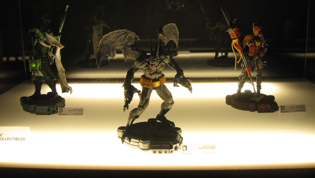 Infinite Crisis Action Figures