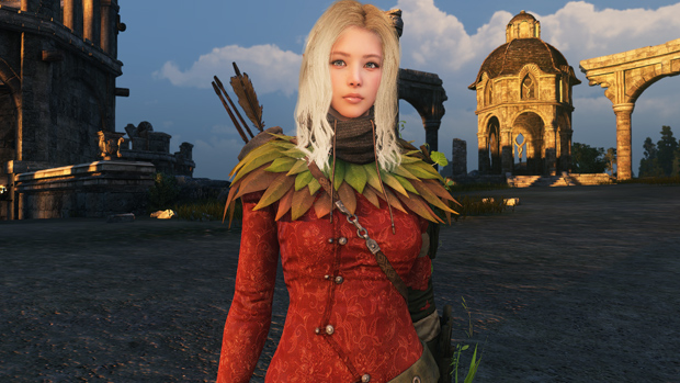 Black Desert Female Archer