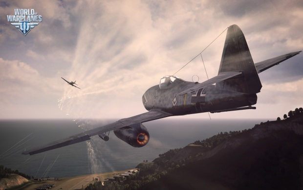 world of warplanes obt combat