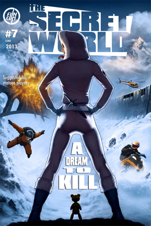 The Secret World Issue 7
