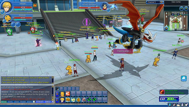 Digimon Masters Community1
