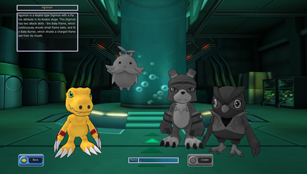 Digimon Masters New Game 2
