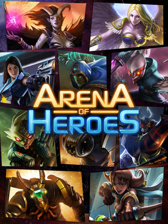 Arena Of Heroes Reveal