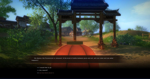 Age of Wushu Invitation