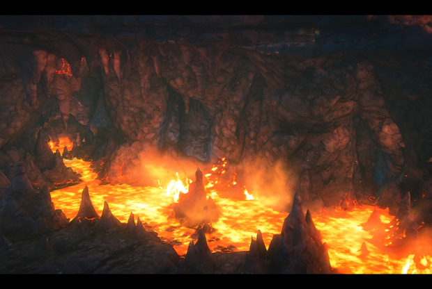 Everquest Next Magma Chamber