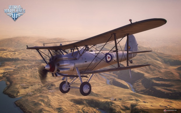 WoWP Screens Warplanes Britain Image 03