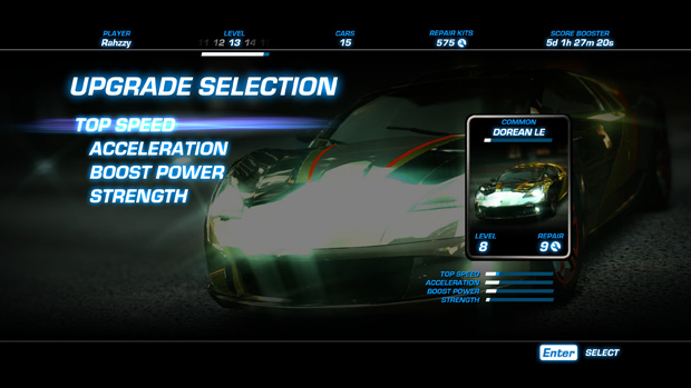Ridgeracer Driftopia Review 2