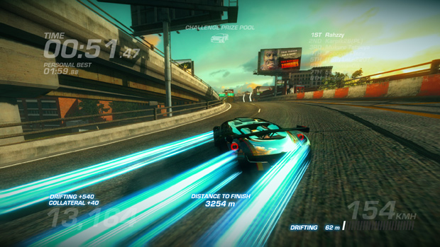Ridgeracer Driftopia Review 3