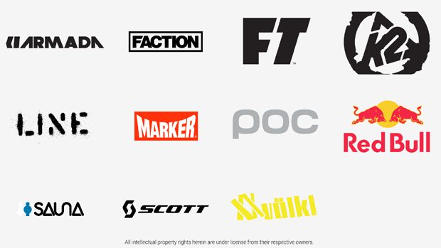 SNOW Early Access Clothing Brands