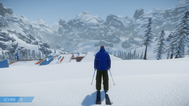 SNOW Early Access Competition Slope