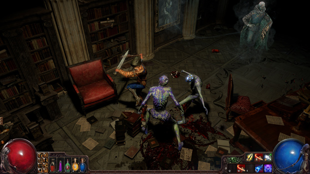 Path Of Exile New Dungeons