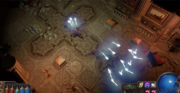 Path Of Exile Phantom Blades