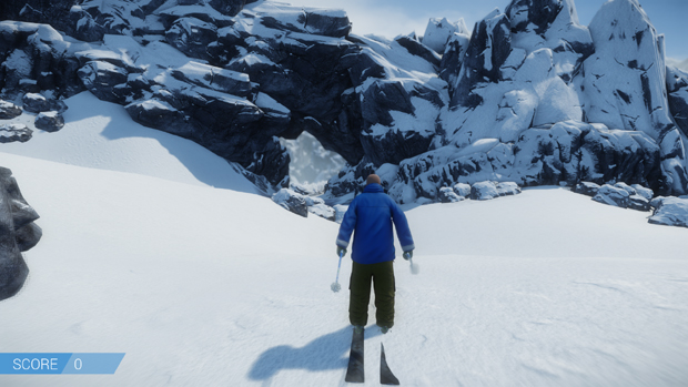 SNOW Early Access Rock Arch