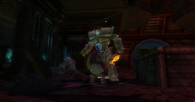DDO Update 20 Brothers Dungeon