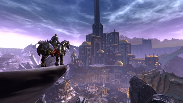 Neverwinter Shadowmantle Vista