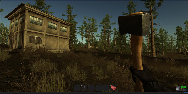 Rust Game Alpha 3