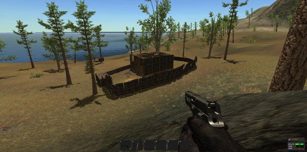 Rust Game Alpha 4