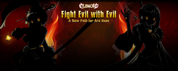 Elsword Ara Haan Dark Path