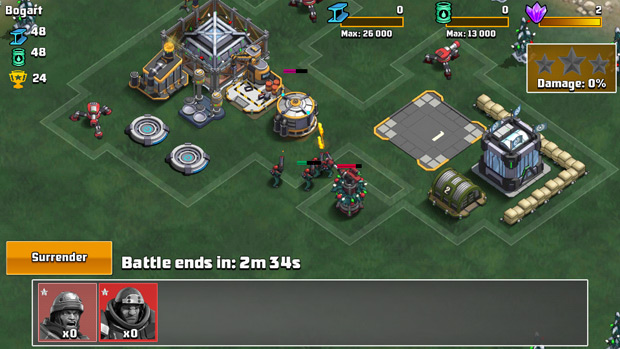 Battle Command Review 12
