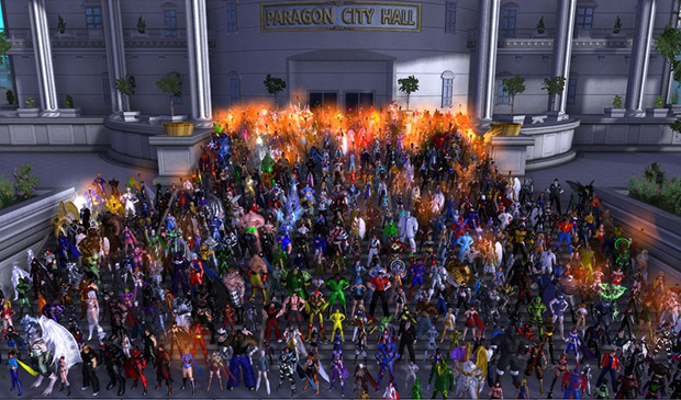 City Of Heroes Dam Breaks