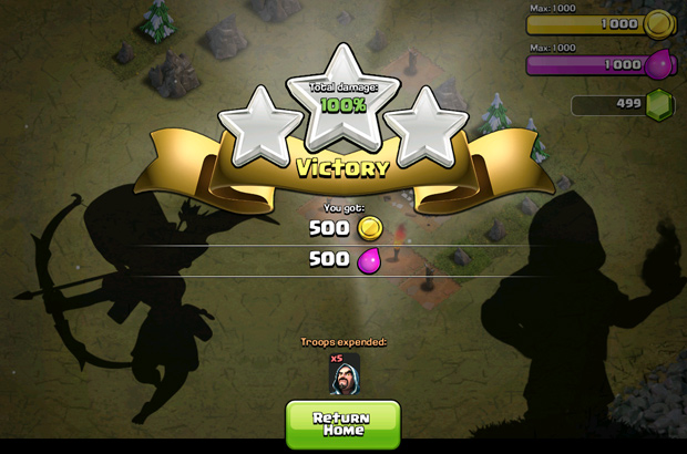 Clash Of Clans 1