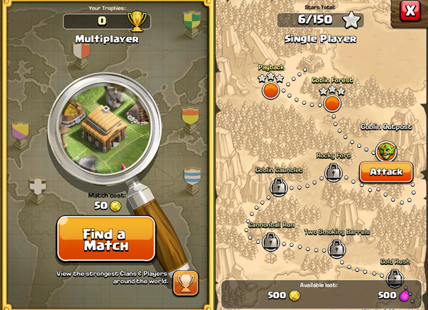 Clash Of Clans Review 2