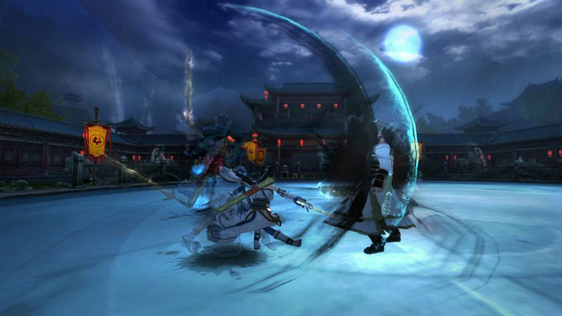 Age of Wushu Dragon and Tiger Contender2