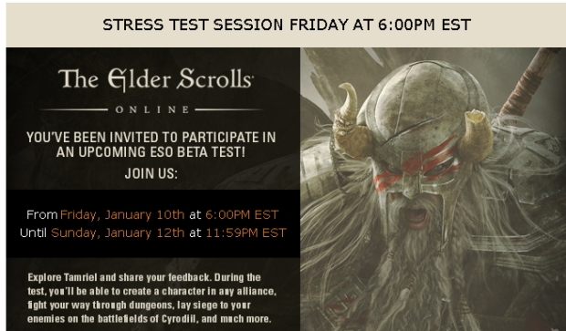 ESO New Test