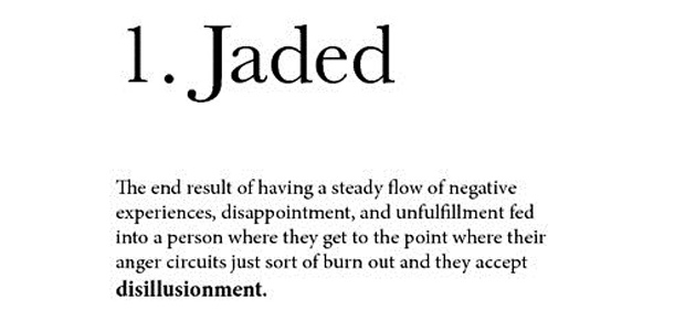 Jaded Gamer