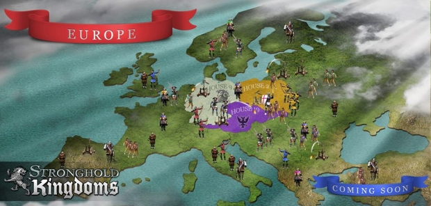 Stronghold Europe Banner