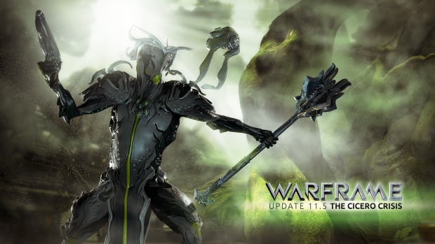 Warframe 115 Update