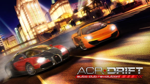 ACR Drift: