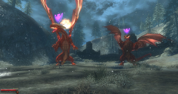 DDO Update 21 Lover Dragons