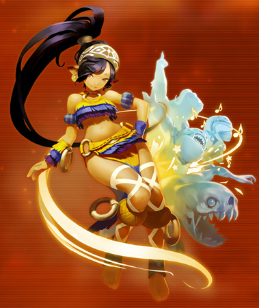 Dragon Nest Kali Splash