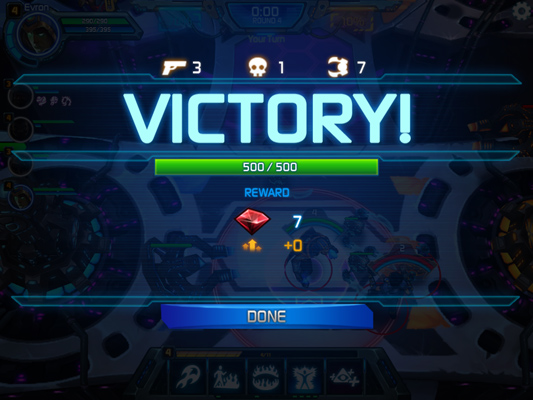 Arena Of Heroes Review End Match