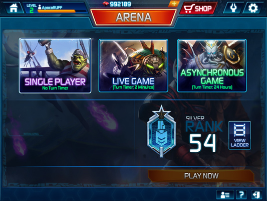 Arena Of Heroes Review GameModes