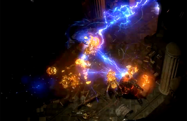 Path Of Exile Vaal Chain Lightning