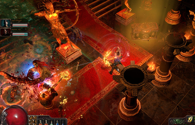 Path Of Exile Vaal Second Boss