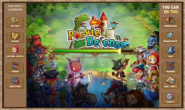 Pockie Defense Review
