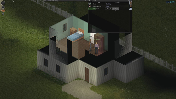 Project Zomboid Multiplayer 1